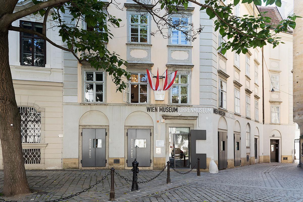 100 Jahre Uhrenmuseum Wien