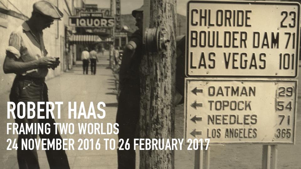 Robert Haas. Framing Two Worlds
