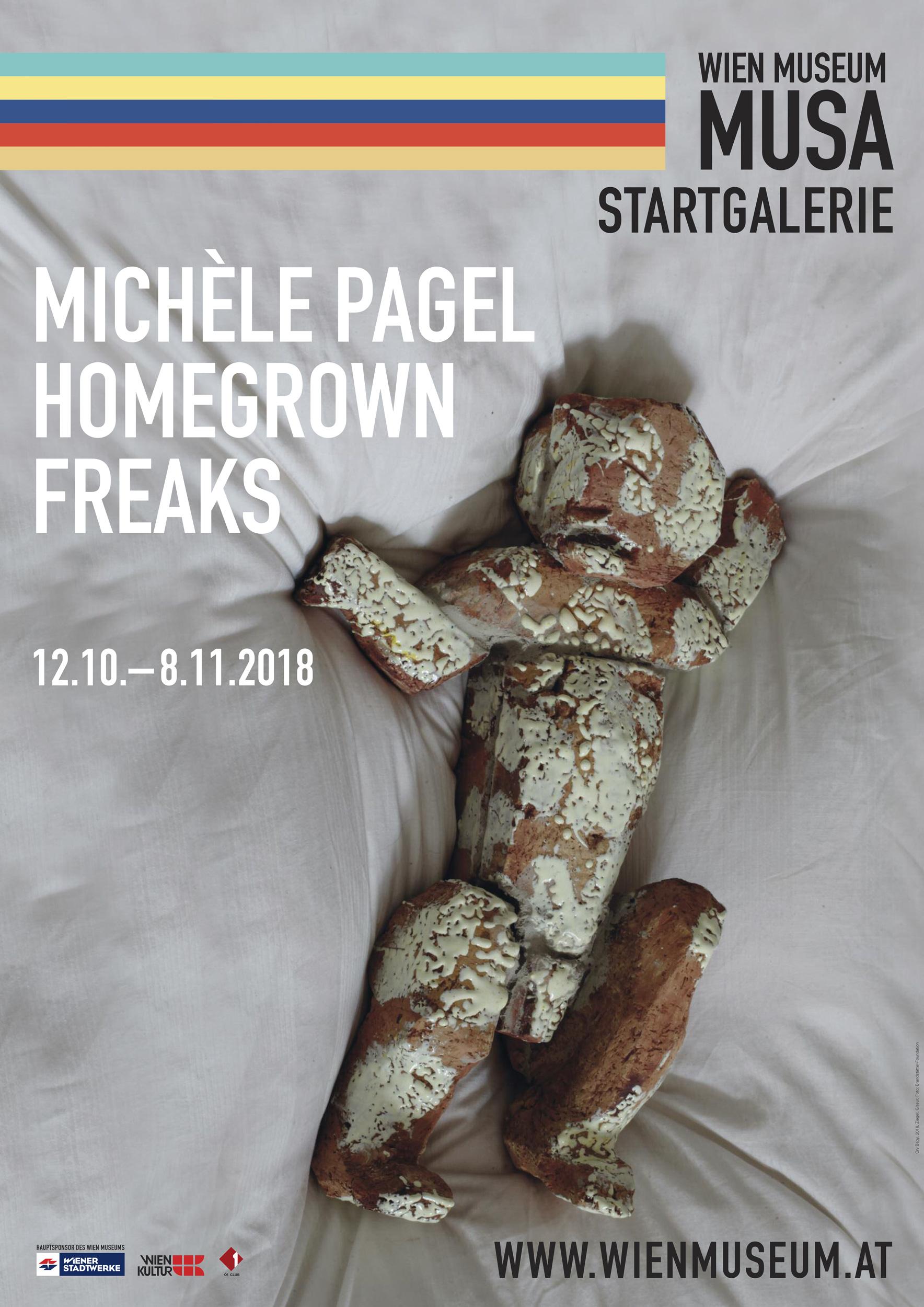 Michele Pagel Homegrown Freaks